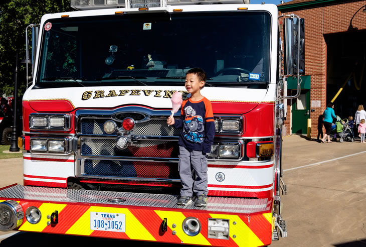 Grapevine, Texas Fire Department